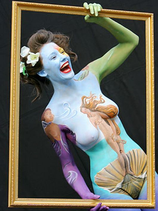 Cool body art - 07