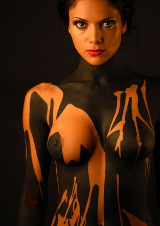 Cool body art - 33