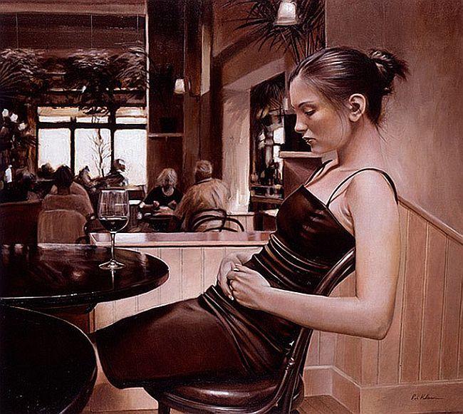 Great oil paintings by Rob Hefferan - 21
