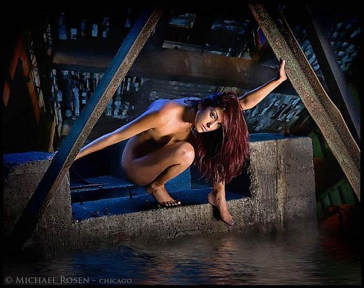 Beautiful erotica from Michael Rosen - 00