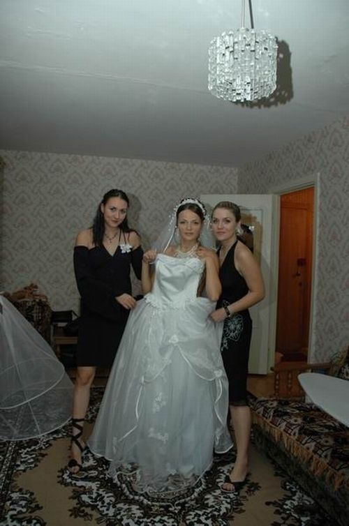 Naked Bride - 06