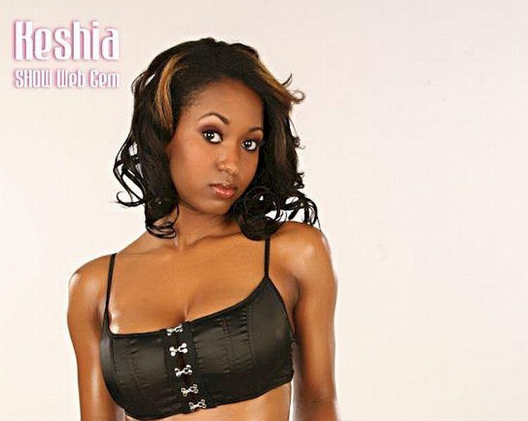 Really hot babe Keshia - 00