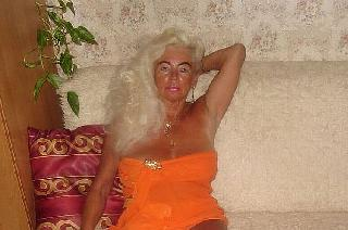 Barbie at the old age ;)