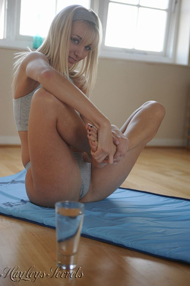 Erotic Yoga by Hayley Marie - 03