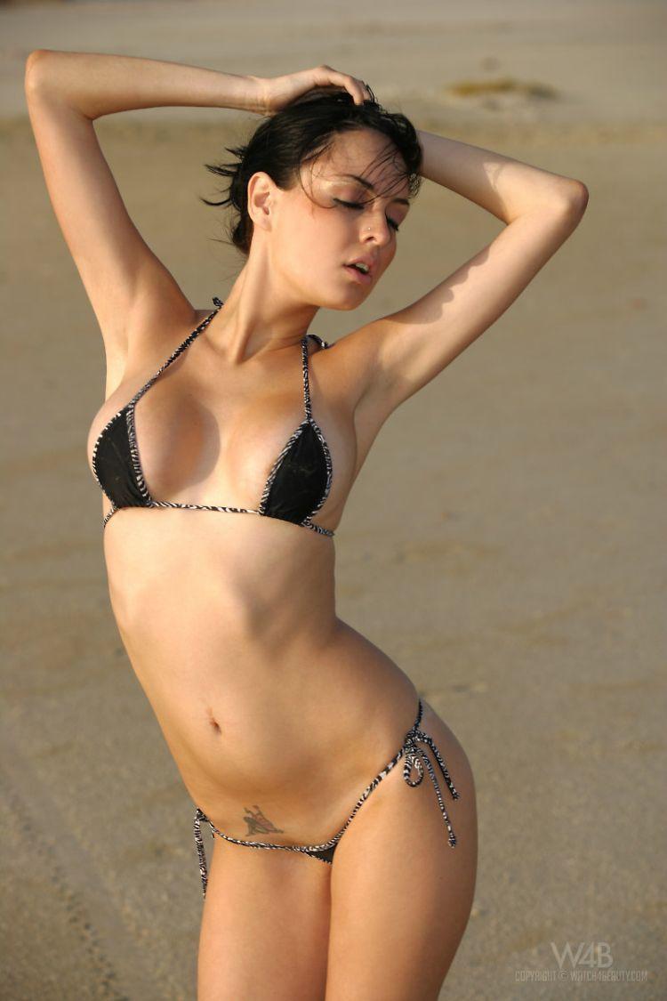 Very pretty brunette Stefi - 06