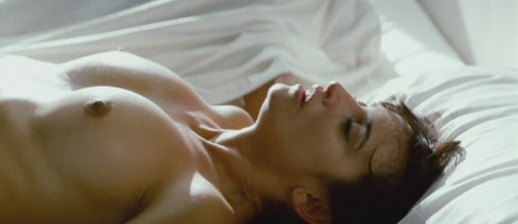 Penelope Cruz shot naked in the film Los Abrazos Rotos - 05