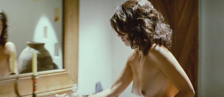 Penelope Cruz shot naked in the film Los Abrazos Rotos - 13