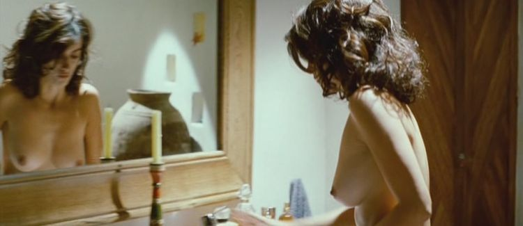 Penelope Cruz shot naked in the film Los Abrazos Rotos - 14