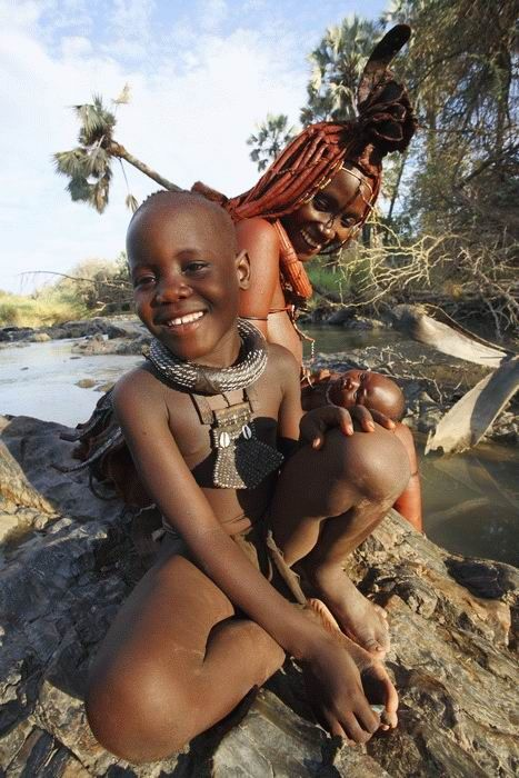 Please, that naked himba girls apologise, but