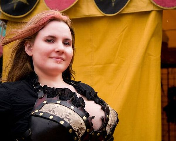 Girls Renaissance Festival. Apart from boobs, there's nothing to look at - 08