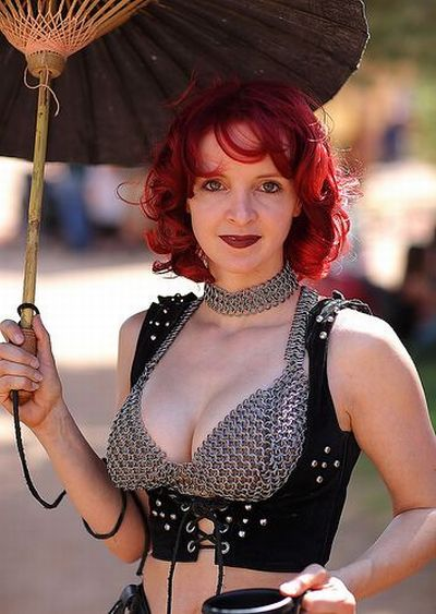 Girls Renaissance Festival. Apart from boobs, there's nothing to look at - 09