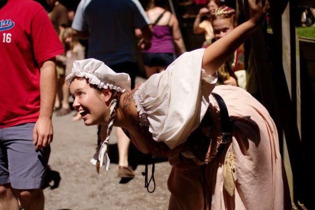 Girls Renaissance Festival. Apart from boobs, there's nothing to look at - 13