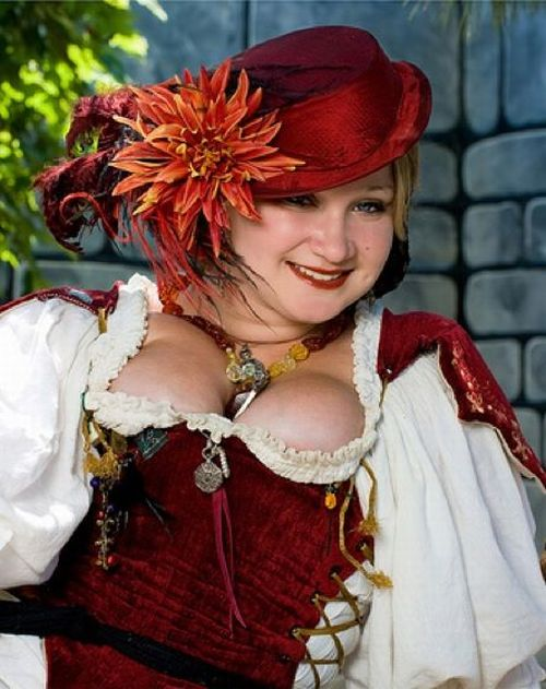 Girls Renaissance Festival. Apart from boobs, there's nothing to look at - 26
