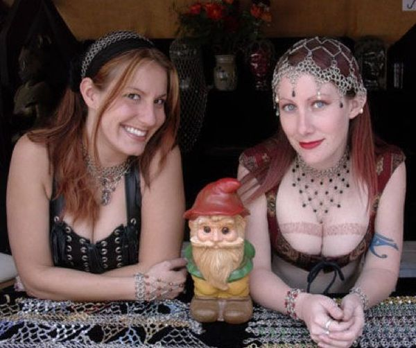Girls Renaissance Festival. Apart from boobs, there's nothing to look at - 28