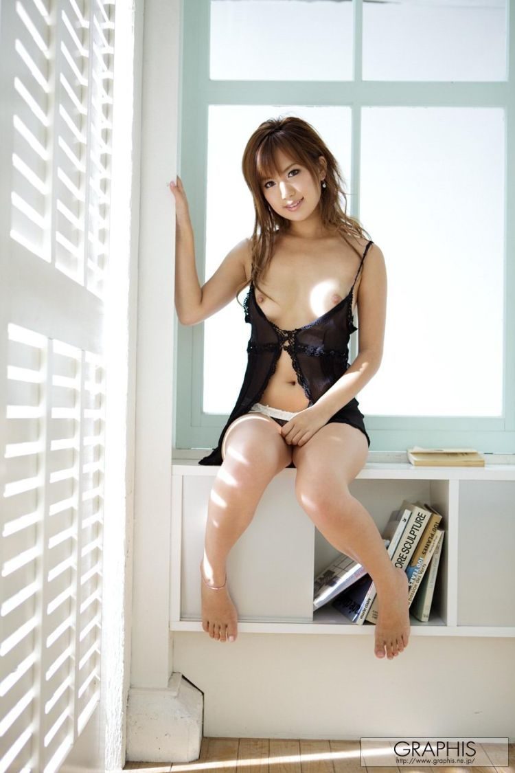 Very nice Japanese girl Rio Fujisaki - 21