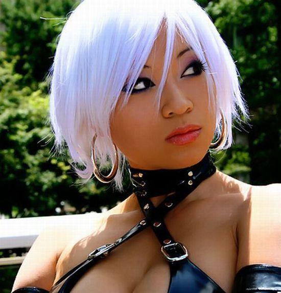 Sexy cosplay girl - 00