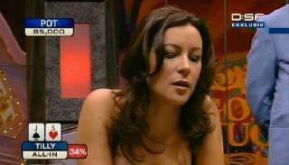 Poker Stars Jennifer Tilly. She is just loveable! ;)