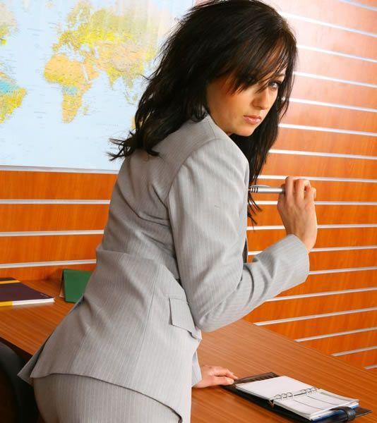Sexy secretary - 00