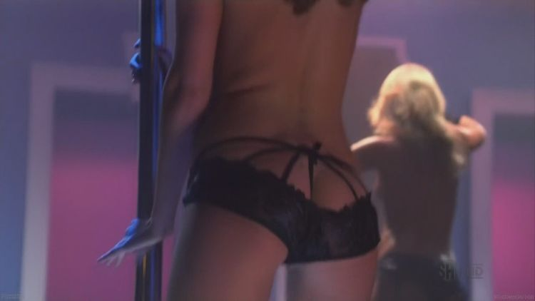 Californication stripper scene