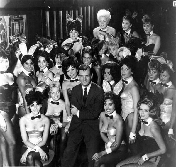 Photos from a Playboy party in the 60's - 00