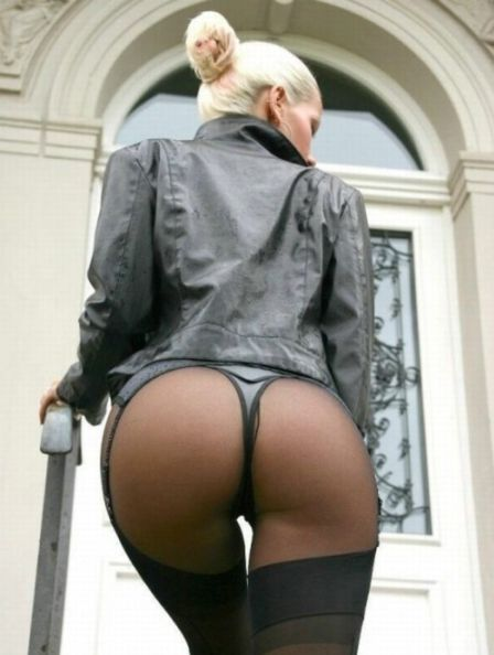 Selection of ladies in stockings. Damn sexy! - 00