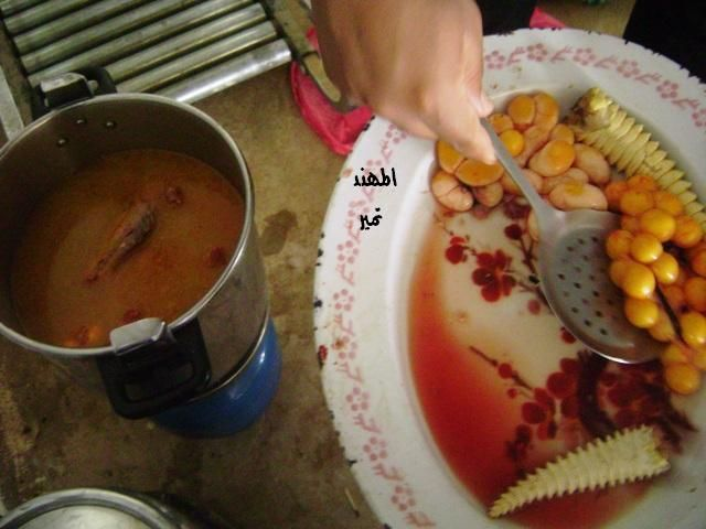 Arabic delicacy. Not for faint-hearted (30 photos)