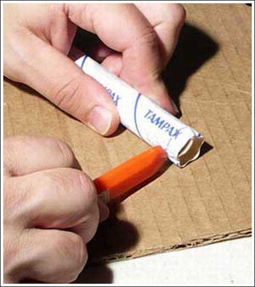 Tampon gun. Interesting idea ;) - 00