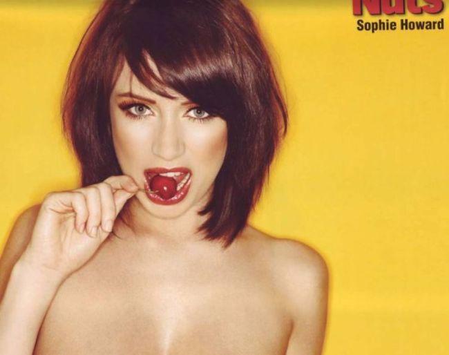 2010 Nuts magazine Calendar - 00