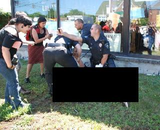 Police lawlessness in America