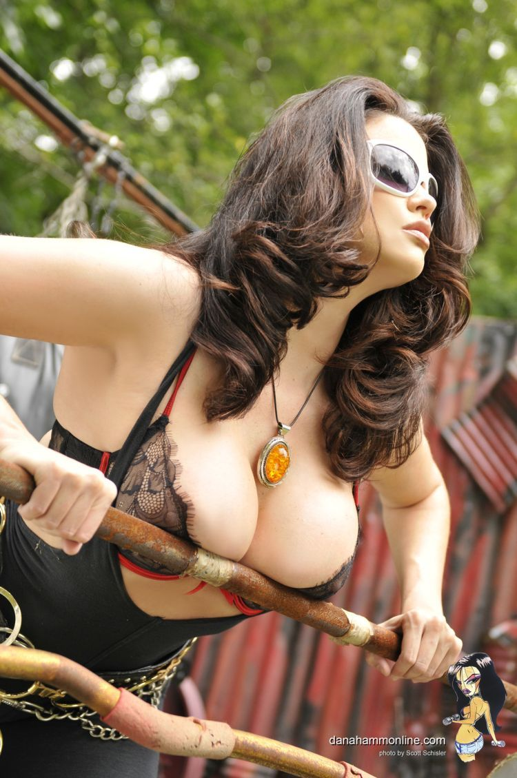 Dana Hamm and her magnificent breasts - 03