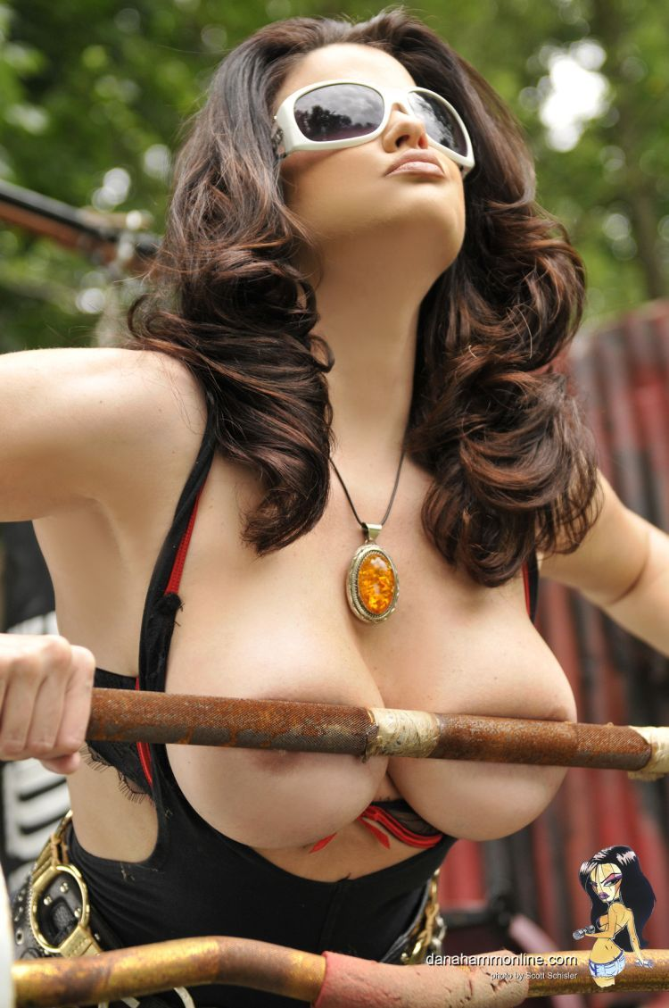 Dana Hamm and her magnificent breasts - 05
