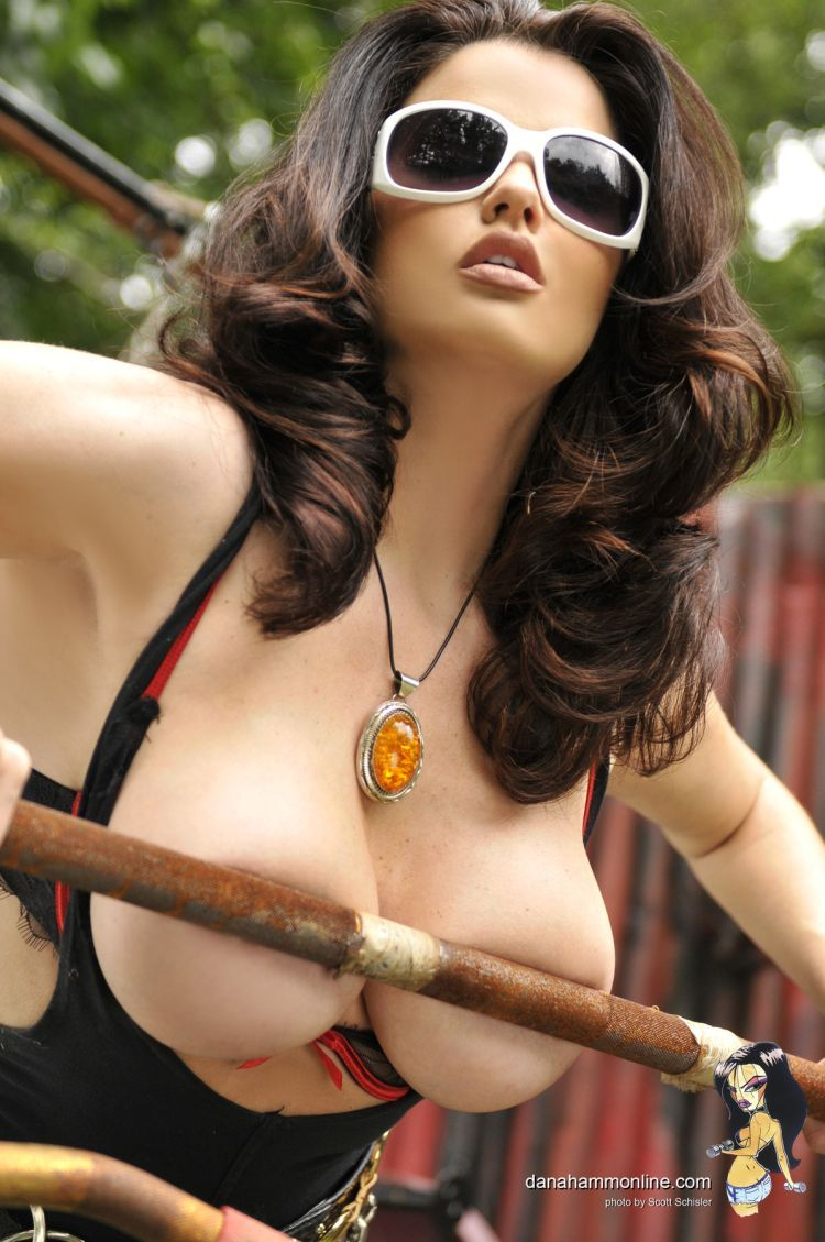 Dana Hamm and her magnificent breasts - 06