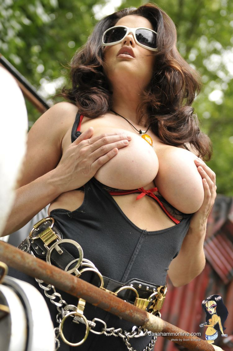 Dana Hamm and her magnificent breasts - 07