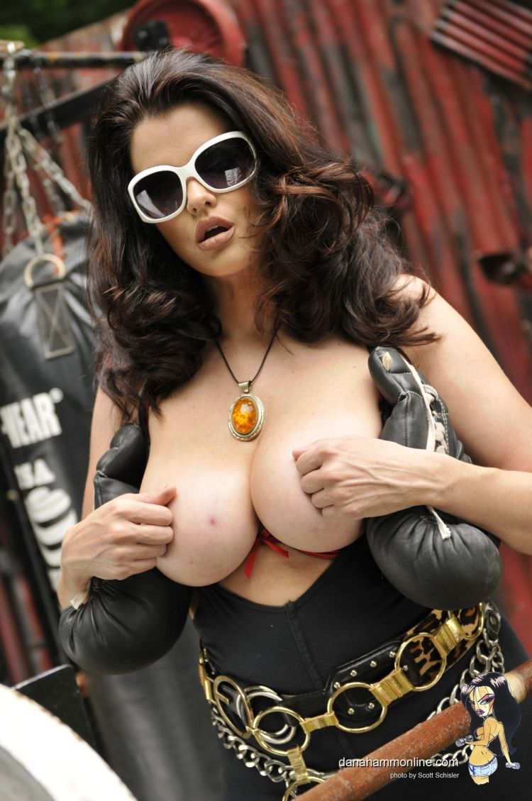 Dana Hamm and her magnificent breasts - 10