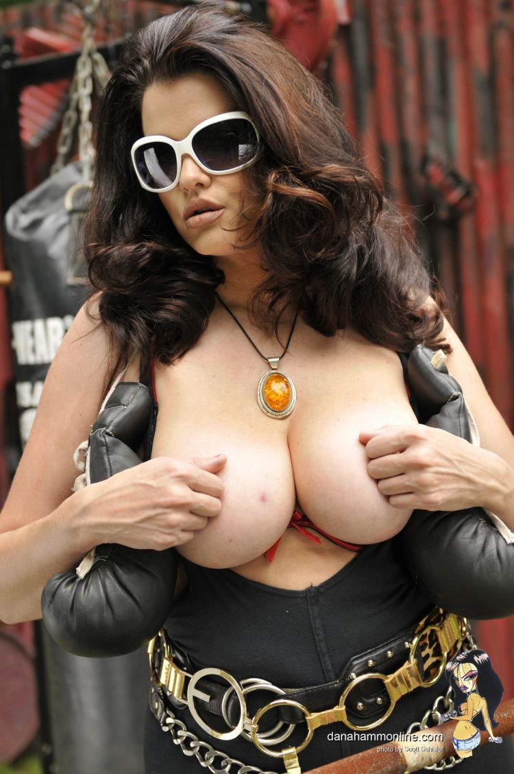 Dana Hamm and her magnificent breasts - 11
