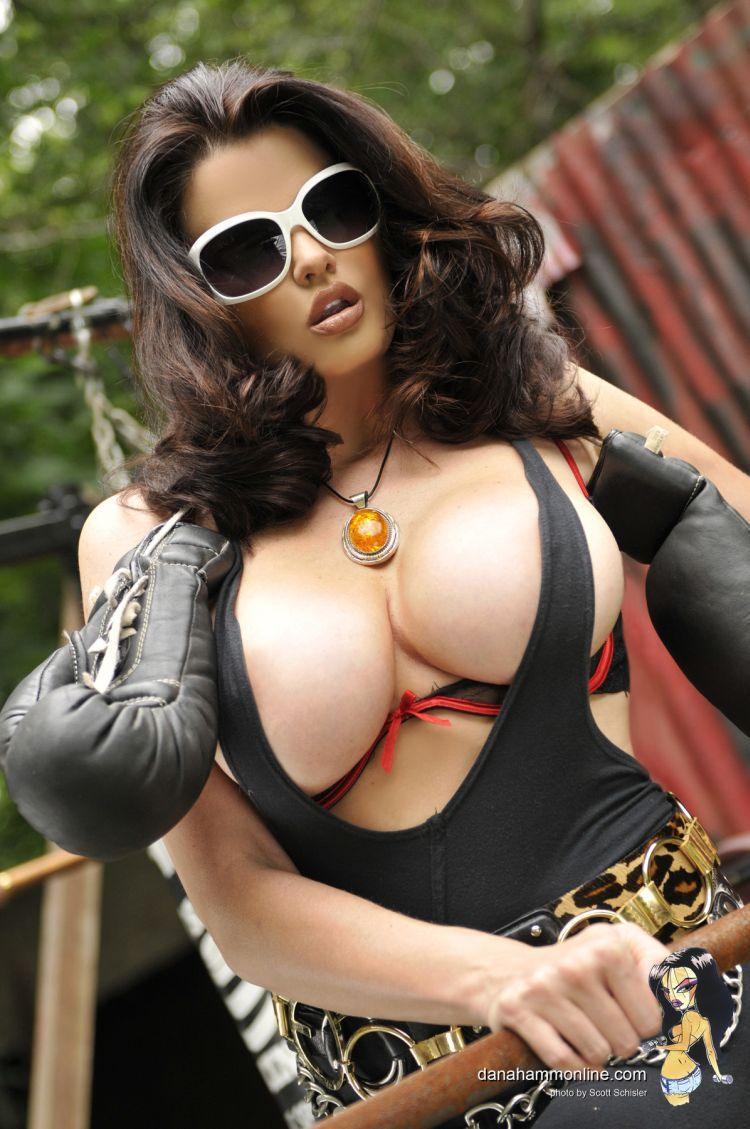 Dana Hamm and her magnificent breasts - 12