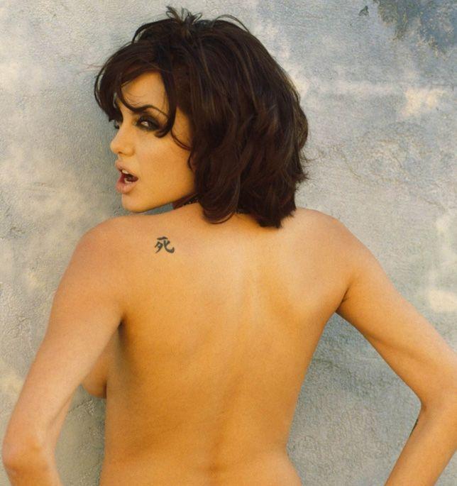 Анджелина Джоли голая на фото в разных журналах - Любительские фото Jolie A