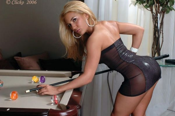 Hot snooker girls - 00