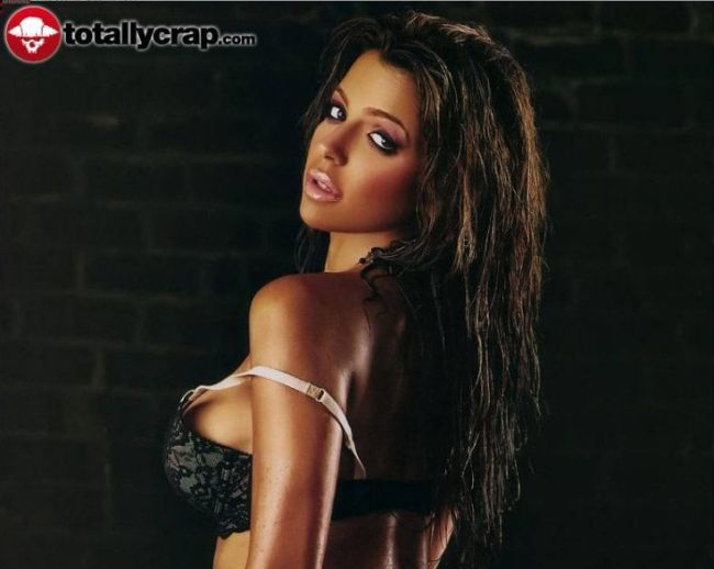 Vida Guerra's photo shoot for Black Men Magazine - 00