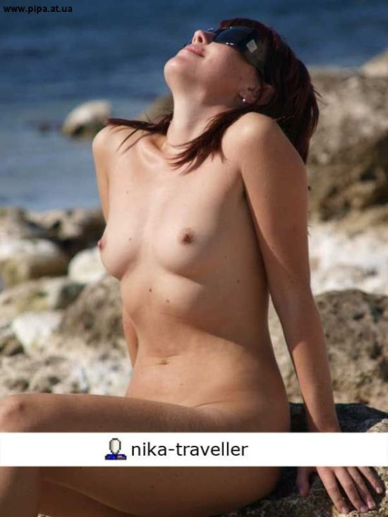 Russian blogger girls topless - 55