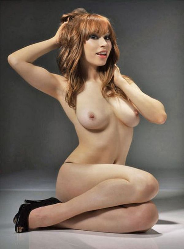 Friday collection of girls with rather big tits - 03