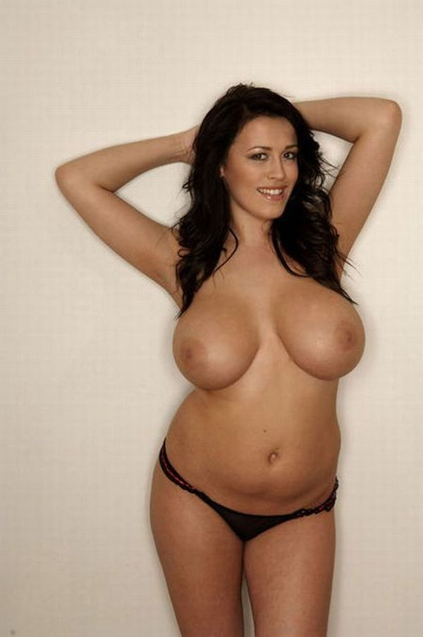 Friday collection of girls with rather big tits - 09