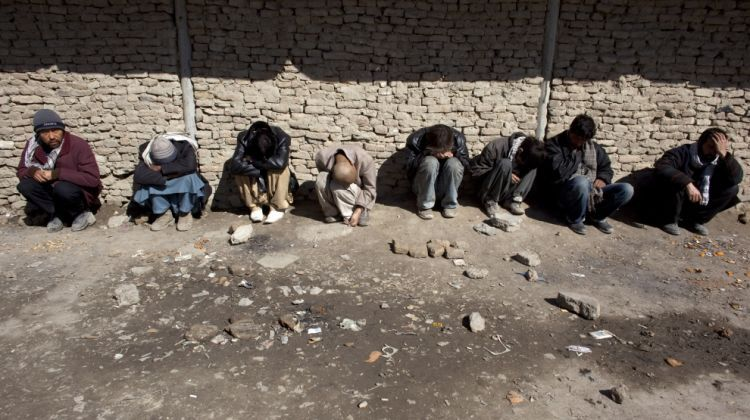 OMG of the day. The problem of drug addiction and drug production in Afghanistan - 09