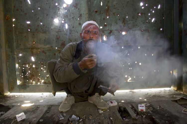 OMG of the day. The problem of drug addiction and drug production in Afghanistan - 10