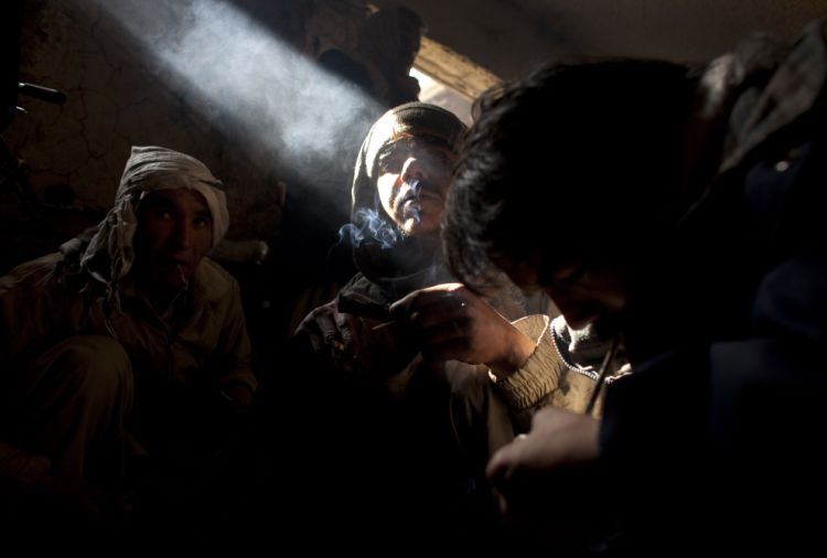 OMG of the day. The problem of drug addiction and drug production in Afghanistan - 15