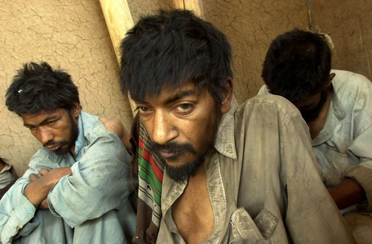 OMG of the day. The problem of drug addiction and drug production in Afghanistan - 22