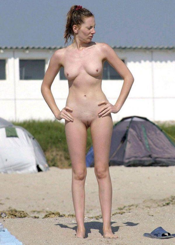 Meanwhile on nudist beaches... - 09