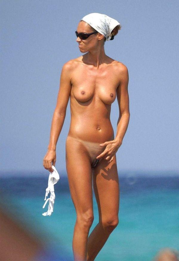 Meanwhile on nudist beaches... - 32