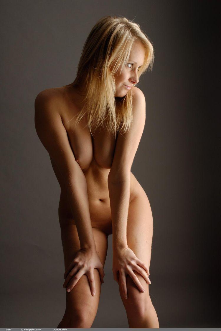 Sweet blonde Deni - 02