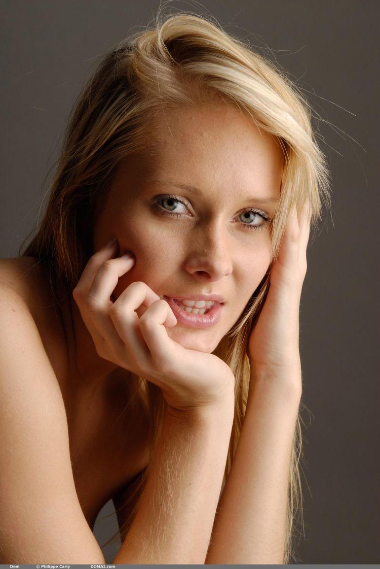 Sweet blonde Deni - 09